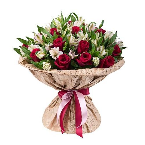 Ramo de Flores Crawley